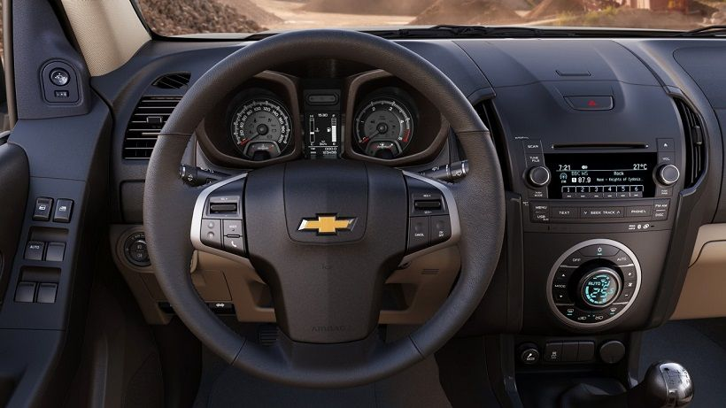 Chevrolet Colorado 2014, Saudi Arabia
