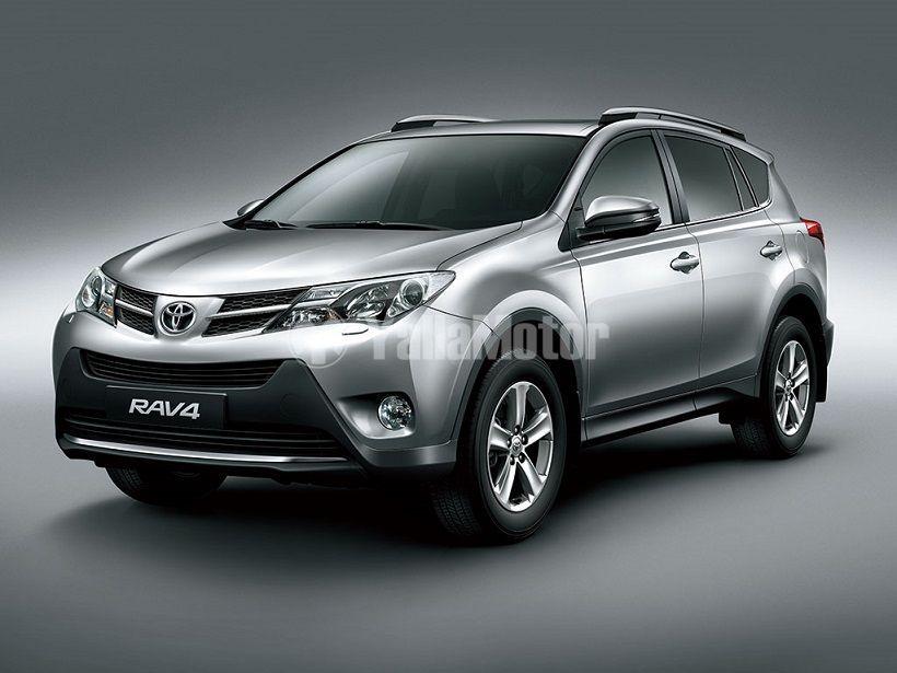Toyota Rav4 2014, Kuwait
