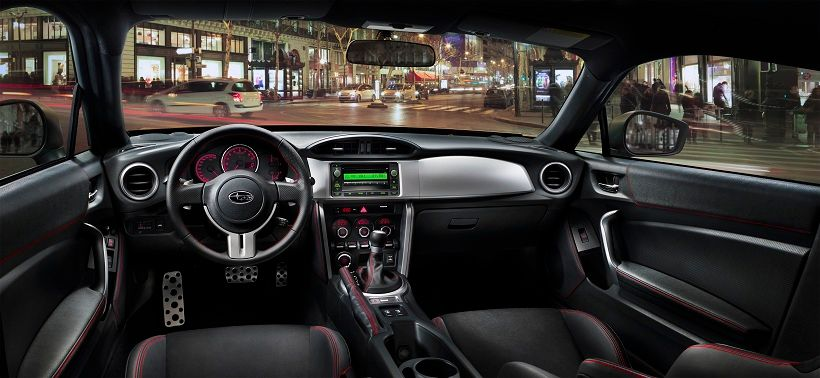 Subaru BRZ 2014, Bahrain