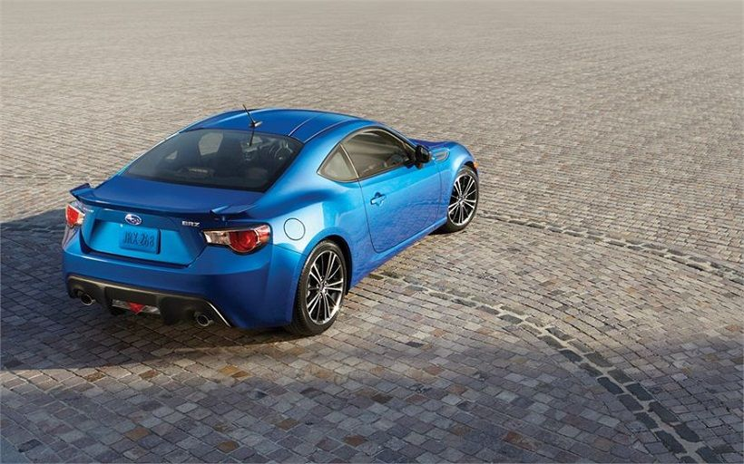 Subaru BRZ 2014, United Arab Emirates