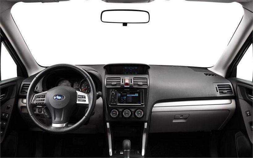 Subaru Forester 2014, Kuwait