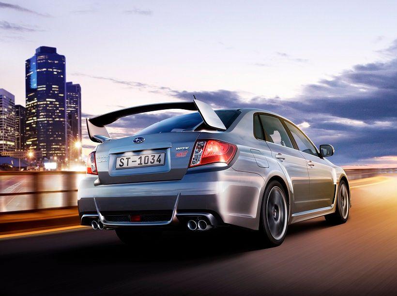 Subaru Wrx Sti 2014 2 5l Manual Full Option In Uae New