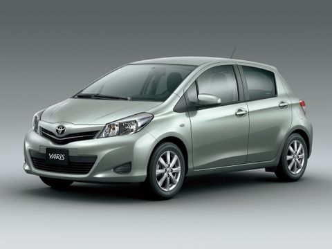 Toyota Yaris Hatchback 2014 1 5L SE plus in UAE: New Car