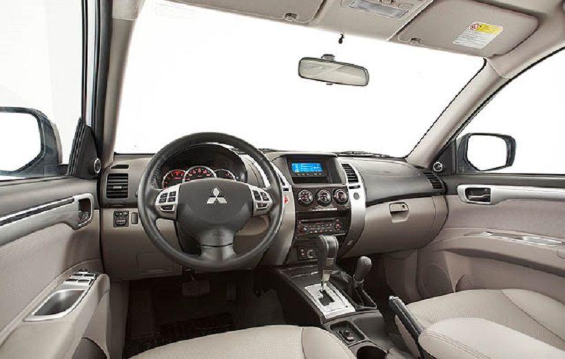 Mitsubishi Pajero Sport 2014, Kuwait