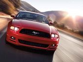 Ford Mustang 2012, United Arab Emirates