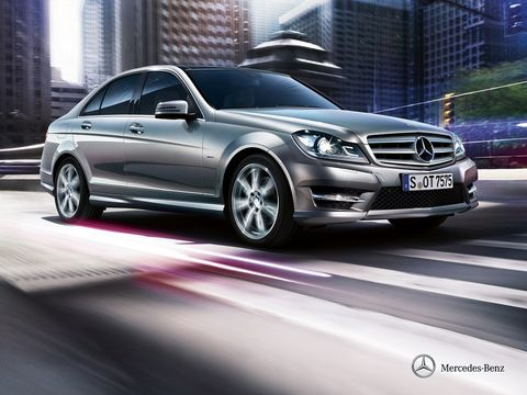 Mercedes-Benz C-Class Price in Oman - New Mercedes-Benz C