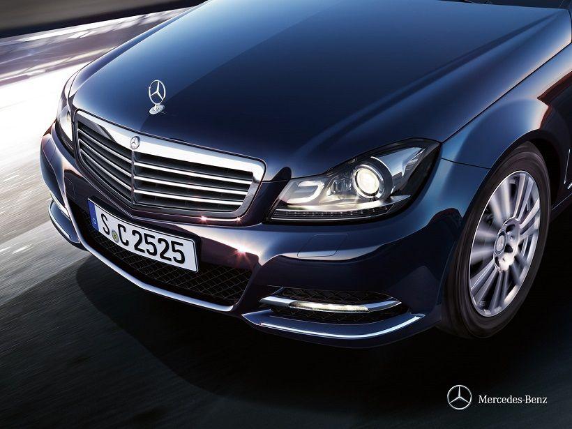 Mercedes-Benz C-Class 2014, United Arab Emirates