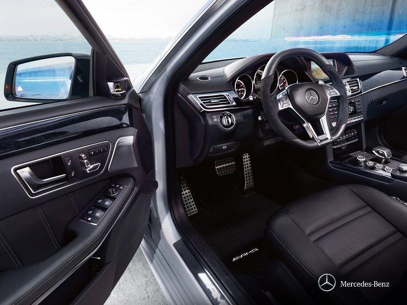 Mercedes-Benz E-Class Saloon 2014, Bahrain