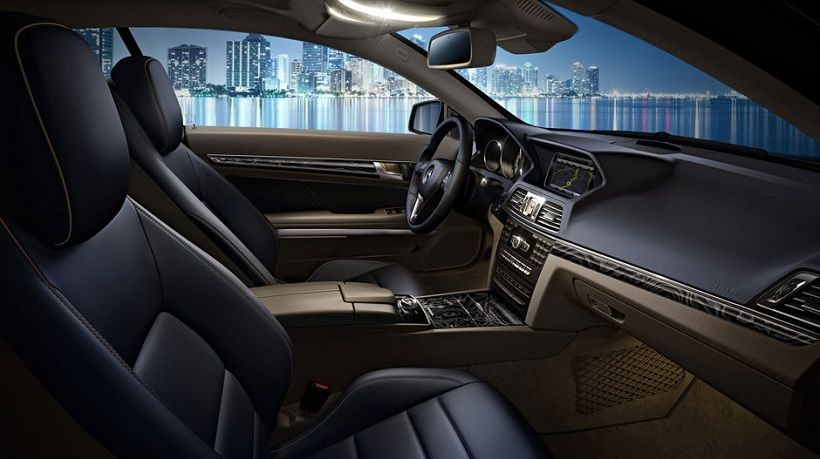 Mercedes-Benz E-Class Coupe 2014, United Arab Emirates