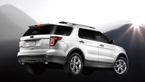 Ford Explorer 2012, Bahrain