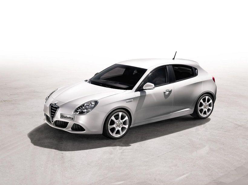 Alfa Romeo Giulietta 2014, Saudi Arabia