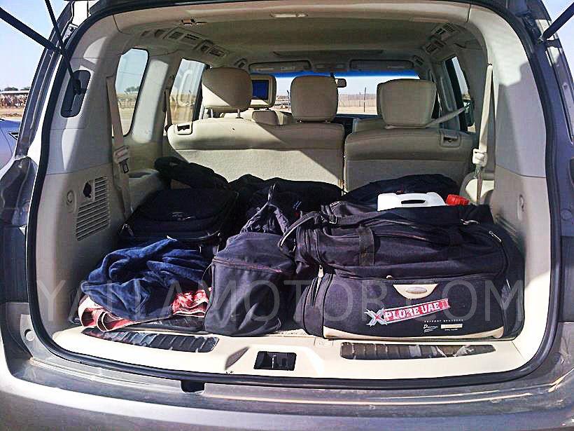 Nissan Patrol 2014, Qatar