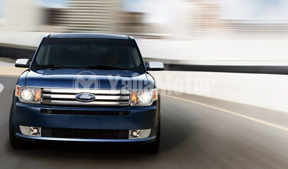 Ford Flex 2012, Bahrain