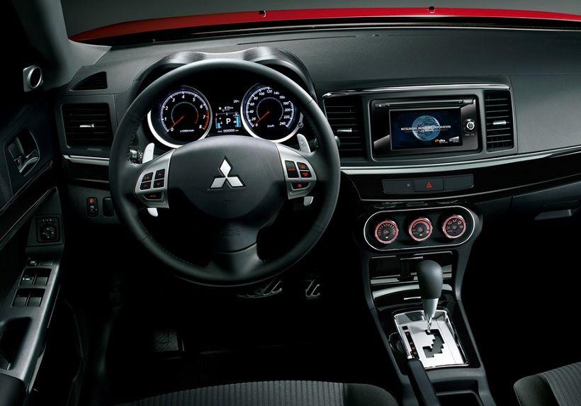 Mitsubishi Lancer EX 2014, Qatar