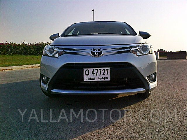 Toyota Yaris Sedan 2014, Kuwait