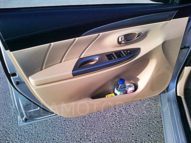 Toyota Yaris Sedan 2014, Kuwait