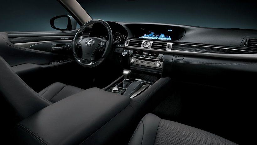 Lexus LS 2014, Kuwait