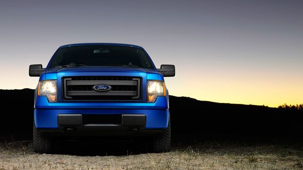 Ford F-150 2012, United Arab Emirates