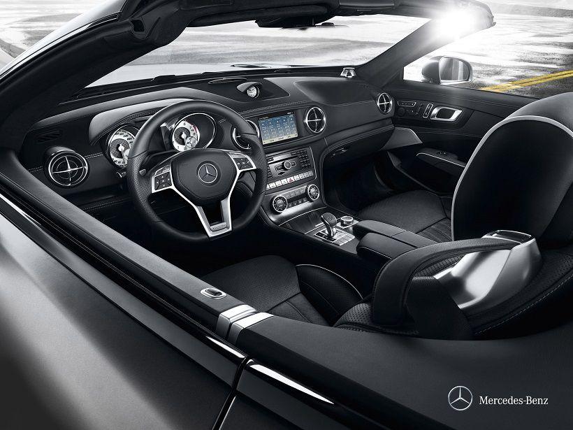 Mercedes-Benz SL-Class 2014, Oman