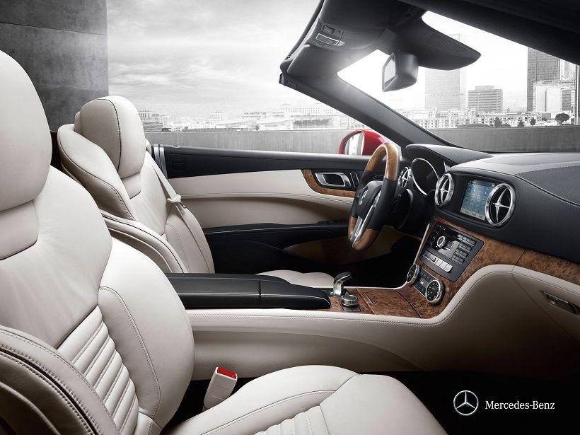 Mercedes-Benz SL-Class 2014, Bahrain