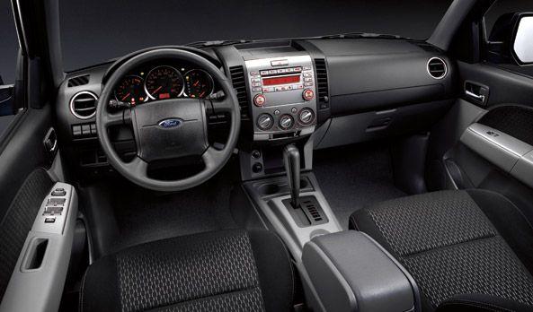 Ford Ranger 2012, Oman
