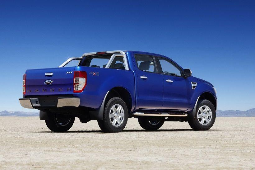 Ford Ranger 2012, United Arab Emirates