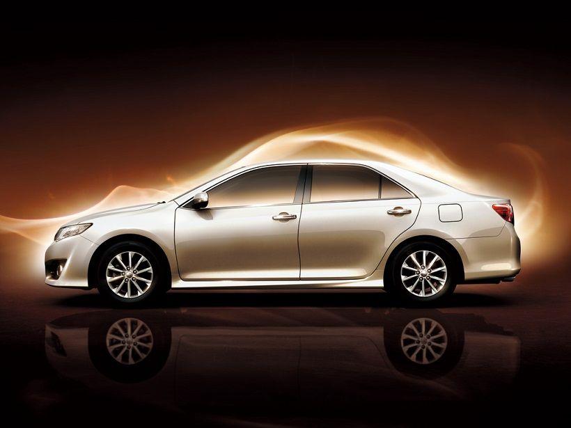 Toyota Camry 2014, Qatar