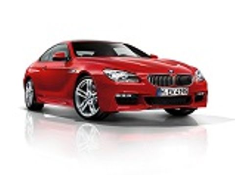 BMW 6 Series Coupe 2014, Bahrain