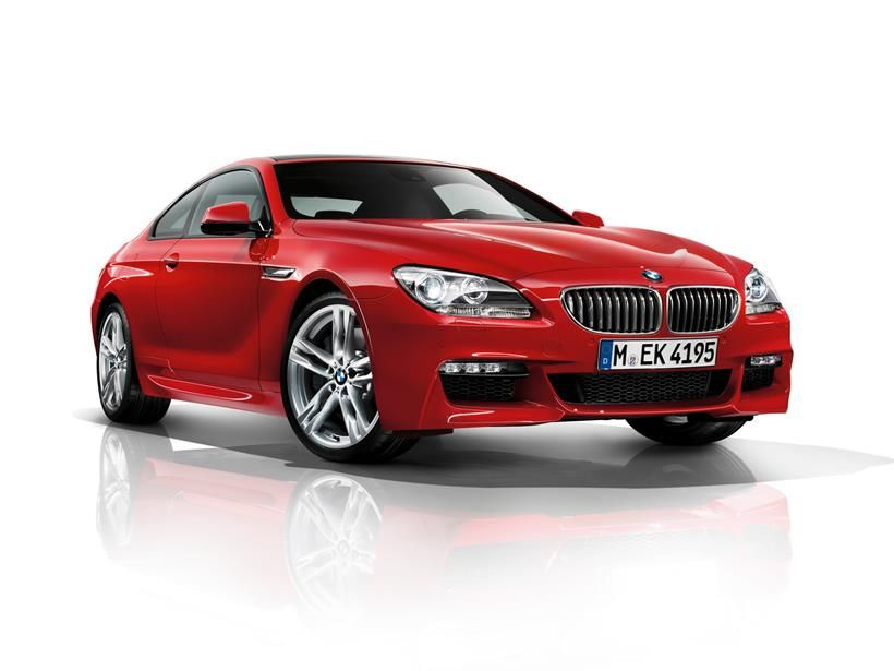 BMW 6 Series Coupe 2014, Egypt