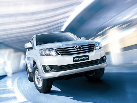 Toyota Fortuner 2014 4 0l Gxr In Uae New Car Prices Specs Reviews