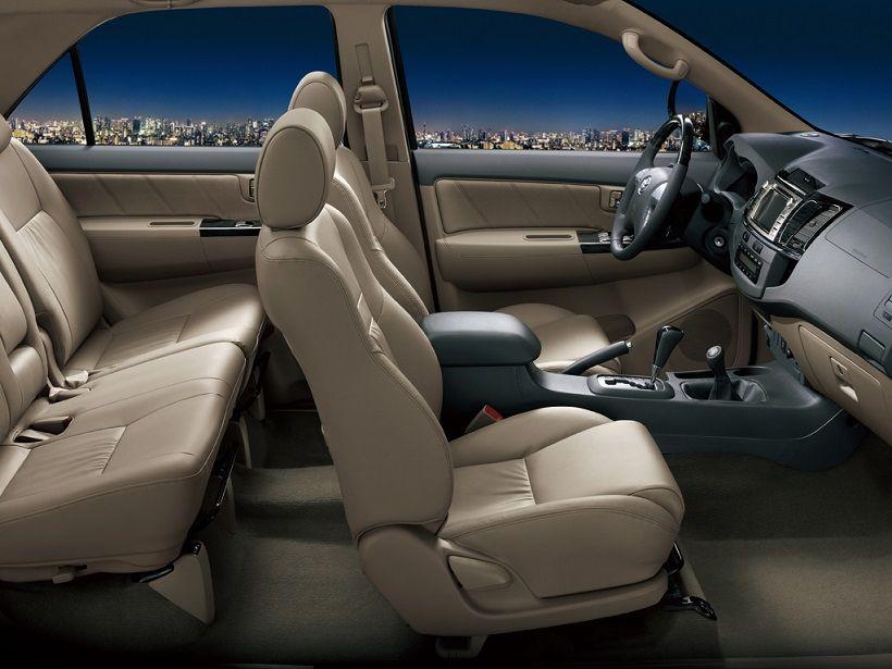 Toyota Fortuner 2014, Saudi Arabia