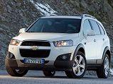 Chevrolet Captiva 2014, Kuwait