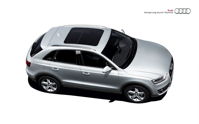 Audi Q3 2014, United Arab Emirates