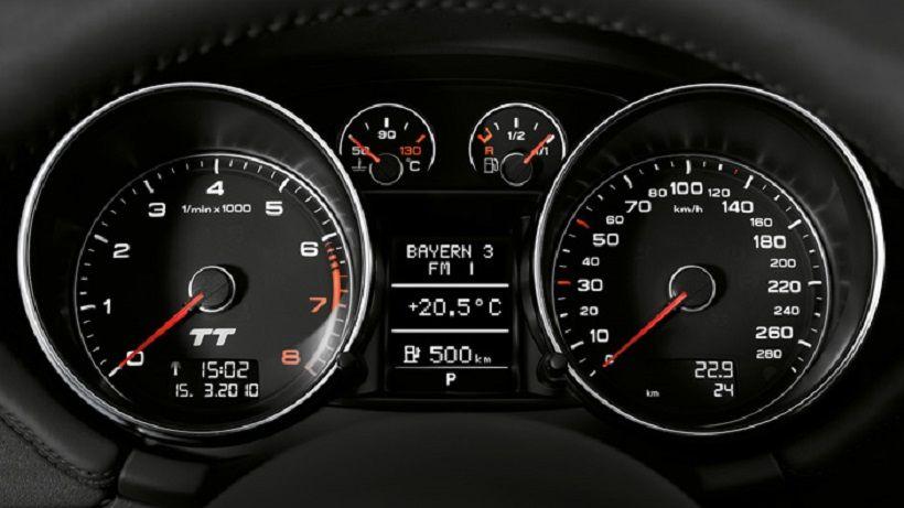 Audi TT 2014, Kuwait