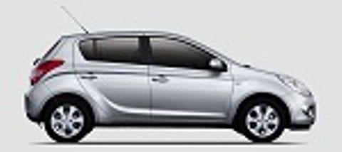 Hyundai i20 2012, Egypt