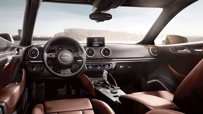 Audi A3 Sedan 2014, Kuwait