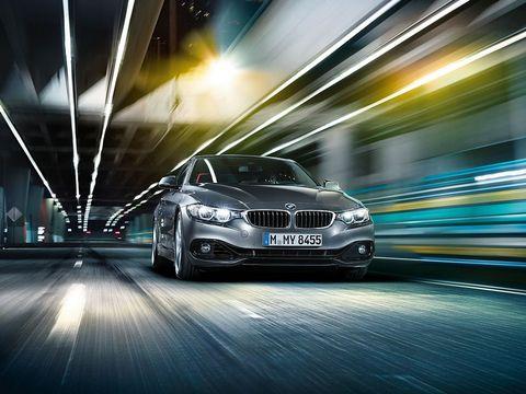BMW 4 Series Coupe 2014, Oman