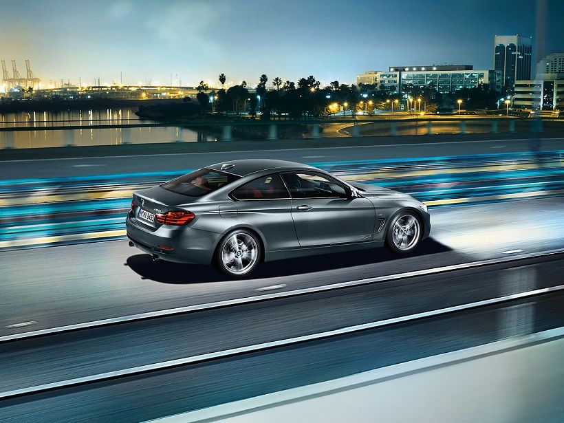 BMW 4 Series Coupe 2014, Saudi Arabia
