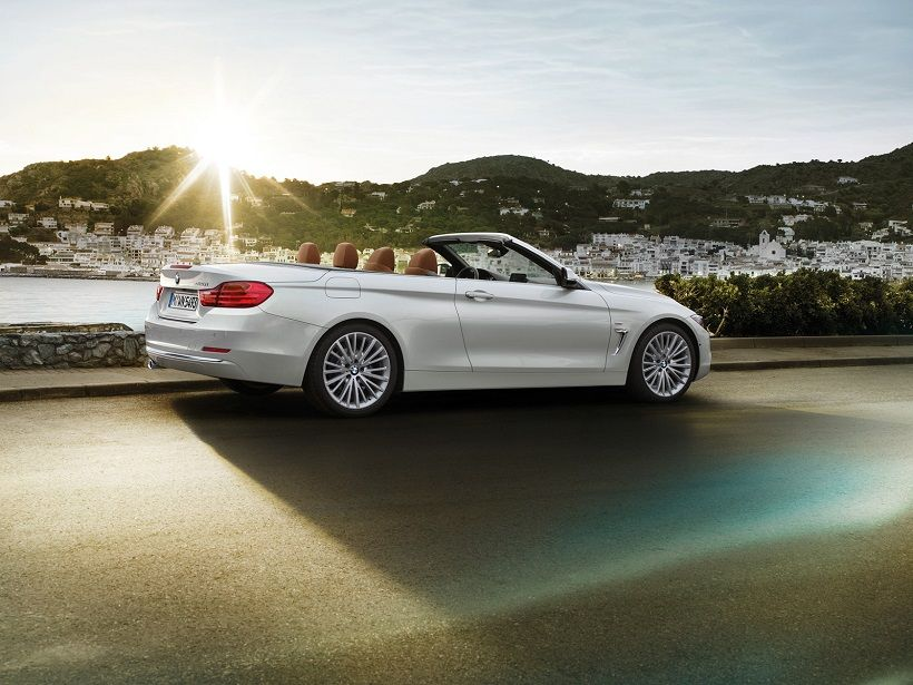 BMW 4 Series Convertible 2014, Bahrain