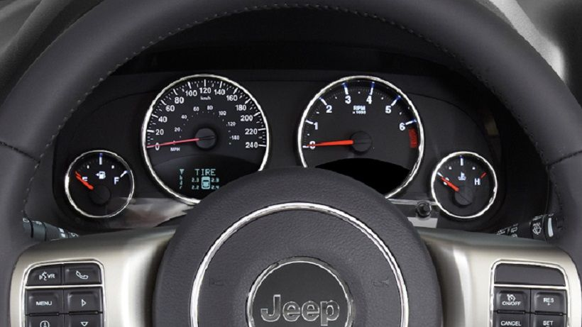 Jeep Compass 2014, Saudi Arabia