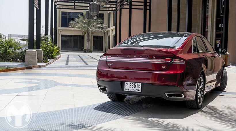 Lincoln MKZ 2014, Bahrain