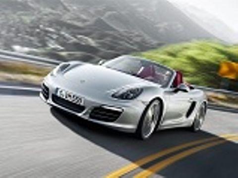 Porsche Boxster 2014, Kuwait