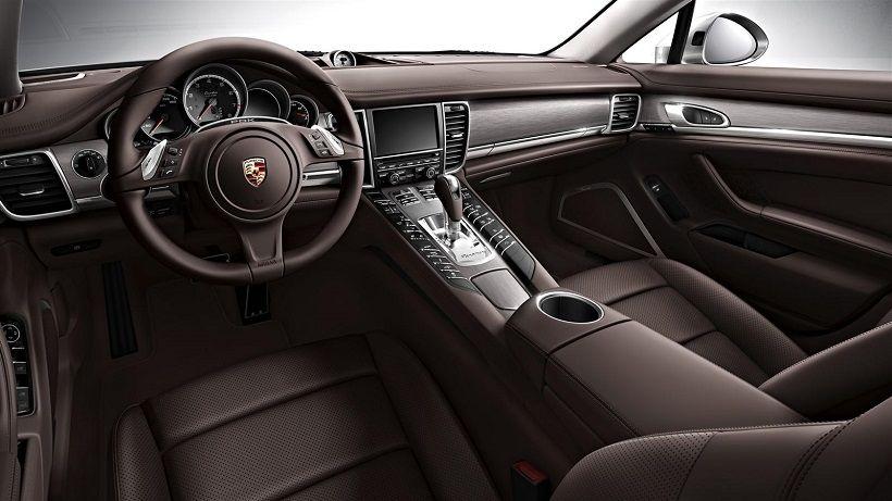 Porsche Panamera 2014, Kuwait