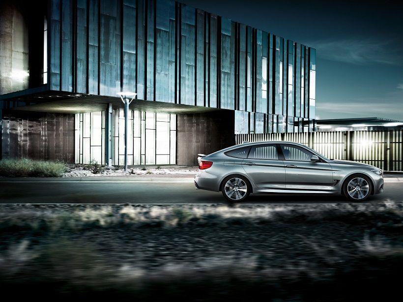 BMW 3 Series Gran Turismo 2014, Qatar