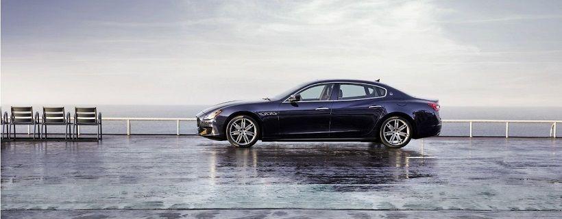 Maserati Quattroporte 2014, Kuwait