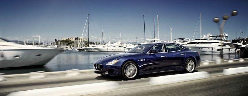 Maserati Quattroporte 2014, United Arab Emirates