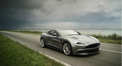 Aston Martin Vanquish Price In Uae New Aston Martin Vanquish