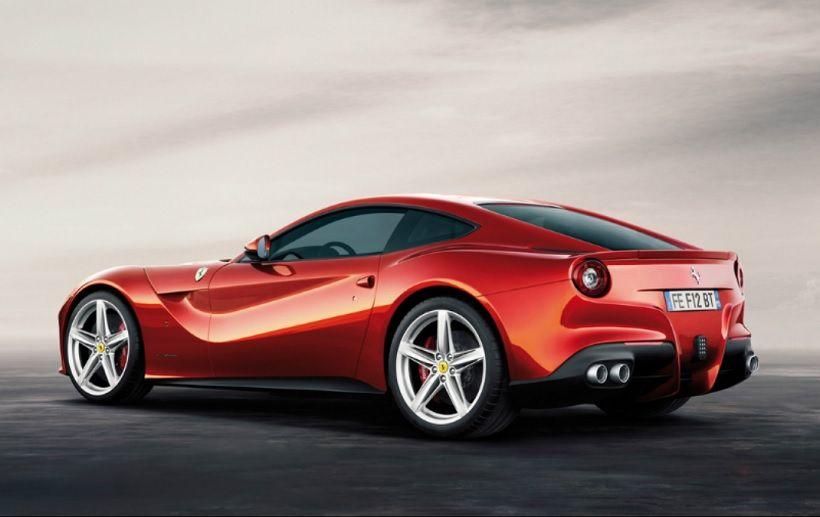 Ferrari F12 berlinetta 2015, Bahrain