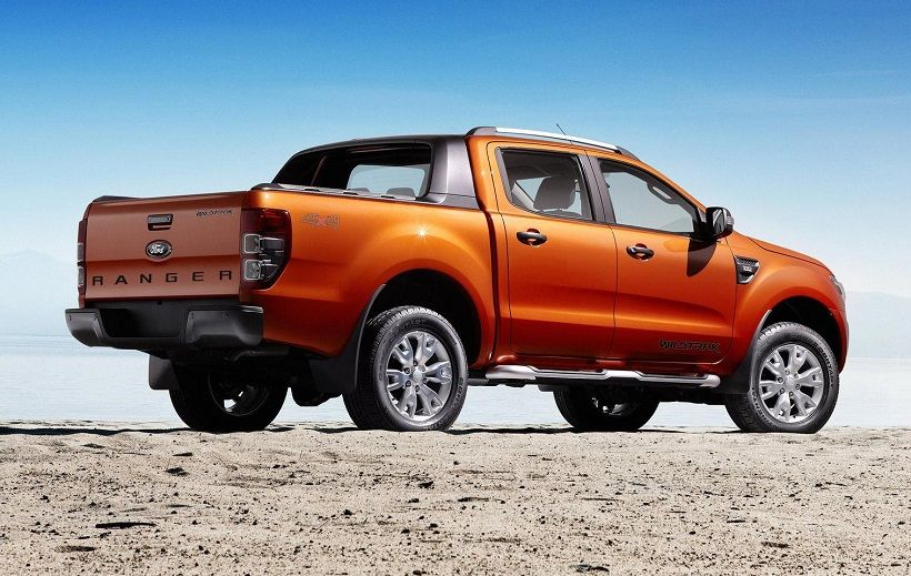 Ford Ranger 2014, Oman