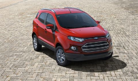 Ford Ecosport  Oman